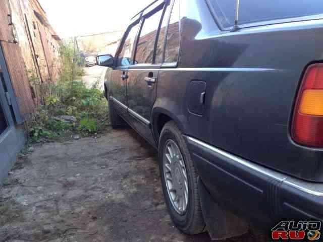 Volvo 960, 1992