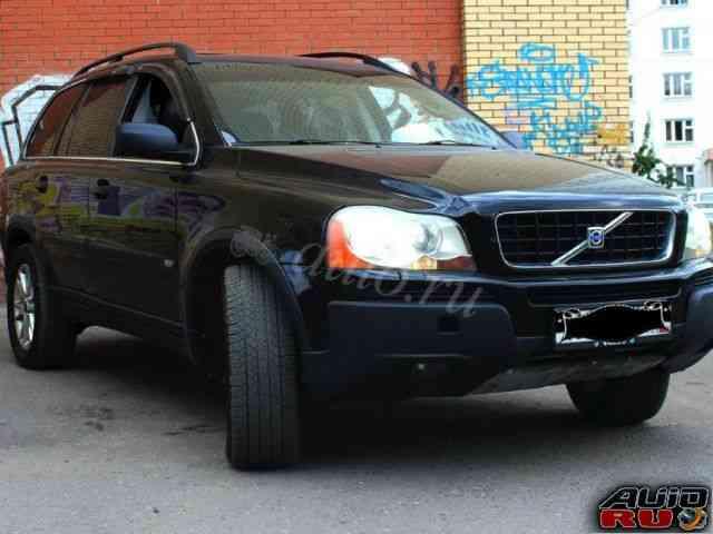 Volvo XC90, 2004