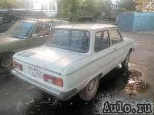 ЗАЗ 968 Запорожец, 1989