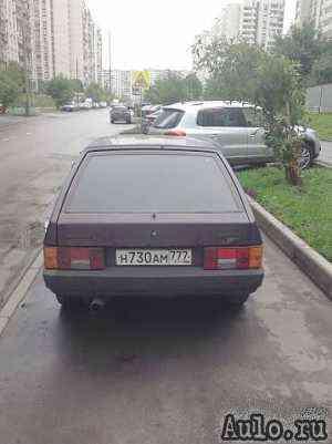 ВАЗ 2108, 1998