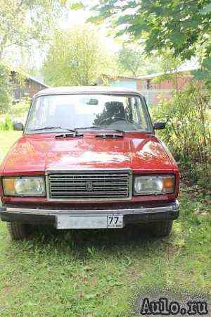 ВАЗ 2107, 1998