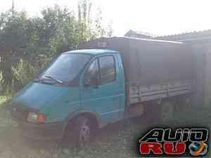 ГАЗ ГАЗель 3302, 1996