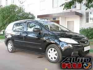 Mazda 5, 2009