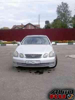 Lexus GS, 2000