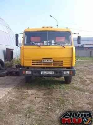 Камаз. Сельхозник 55102