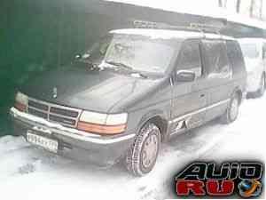 Dodge Caravan, 1992