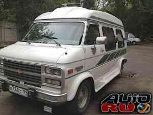 Chevrolet Van, 1994