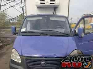ГАЗ ГАЗель 3302, 2007