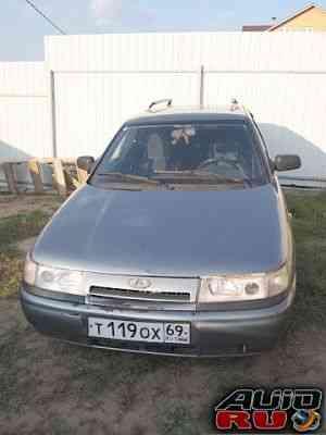ВАЗ 2111, 2012
