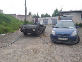 ЛуАЗ 967, 1989