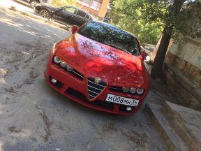 Alfa Romeo Brera, 2008