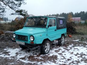 ЛуАЗ 969, 1989 фото-1
