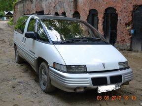 Pontiac Trans Sport, 1991