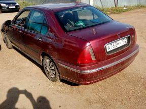 Rover 45, 2001