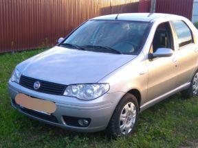 FIAT Albea, 2008 фото-1