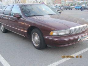 Chevrolet Caprice, 1992