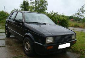 SEAT Ibiza, 1988
