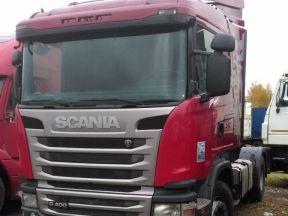 Седельный тягач Scania g400