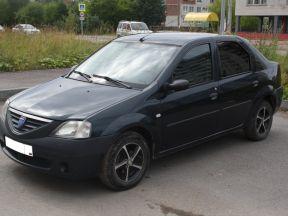 Dacia Logan, 2006