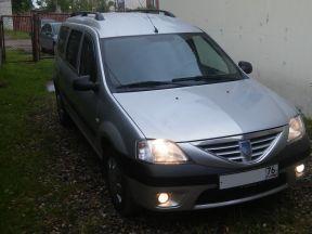 Dacia Logan, 2008