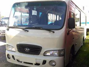 Автобус Hyundai County SWB