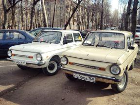 ЗАЗ 968 Запорожец, 1993