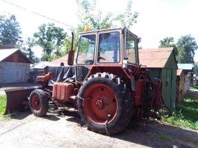 Трактор экскаватор эо-2621В