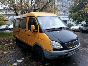 ГАЗ ГАЗель 3221, 2006