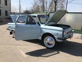 ЗАЗ 968 Запорожец, 1987