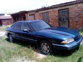 Pontiac Bonneville, 1992