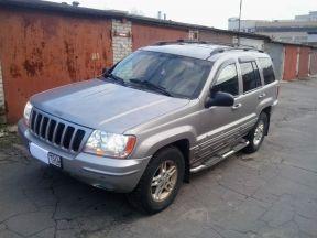 Jeep Grand Cherokee, 2000