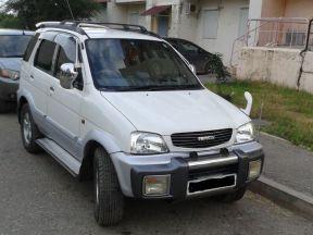 Daihatsu Terios, 1998