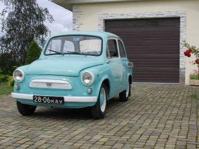 ЗАЗ 965 Запорожец, 1965