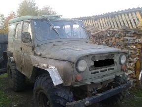 УАЗ 31512, 1993