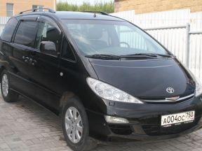Toyota Previa, 2006
