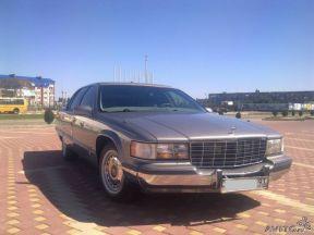 Cadillac Fleetwood, 1995