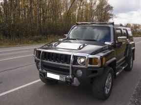 Hummer H3, 2008