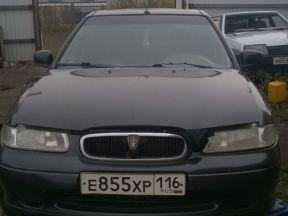 Rover 400, 1998