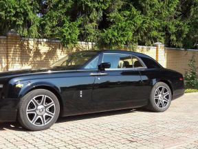 Rolls-Royce Phantom, 2008
