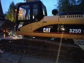 Экскаватор Caterpillar Cat 325