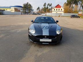 Jaguar XKR, 2011