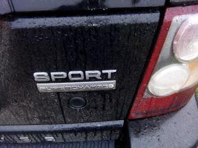 Land Rover Range Rover Sport, 2007 фото-1