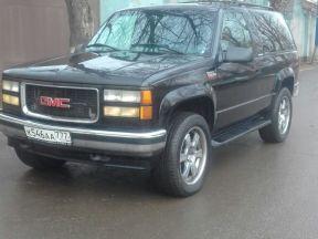 GMC Yukon, 1995
