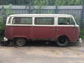 Volkswagen Transporter, 1971