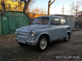 ЗАЗ 965 Запорожец, 1966