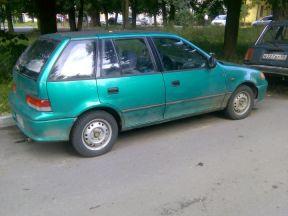 Suzuki Swift, 1998