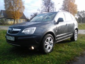 Opel Antara, 2007
