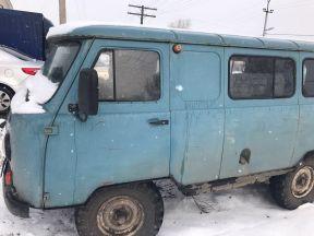 УАЗ 452 Буханка, 2002