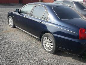 Rover 75, 2004