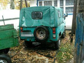 ЛуАЗ 969, 1989